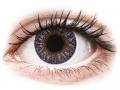 Kontaktní čočky TopVue - TopVue Color - Violet - nedioptrické