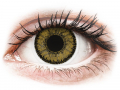 Kontaktní čočky Bausch and Lomb - SofLens Natural Colors Dark Hazel - nedioptrické