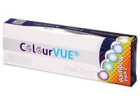 ColourVue One Day TruBlends Rainbow 2 - nedioptrické (10čoček)
