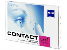 Carl Zeiss Contact Day 1 (30 čoček)