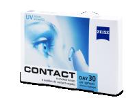 Měsíční kontaktní čočky - Zeiss Contact Day 30 Air