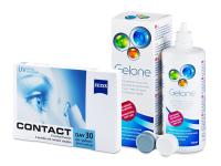 Výhodné balíčky kontaktních čoček - Zeiss Contact Day 30 Air (6 čoček)