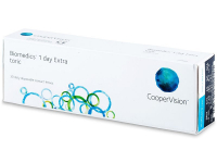 Torické (astigmatické) kontaktní čočky - Biomedics 1 Day Extra Toric