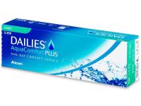 Kontaktní čočky levně - Dailies AquaComfort Plus Toric