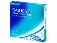 Jednodenní kontaktní čočky - Dailies AquaComfort Plus Toric