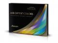 Měsíční kontaktní čočky - Air Optix Colors - dioptrické