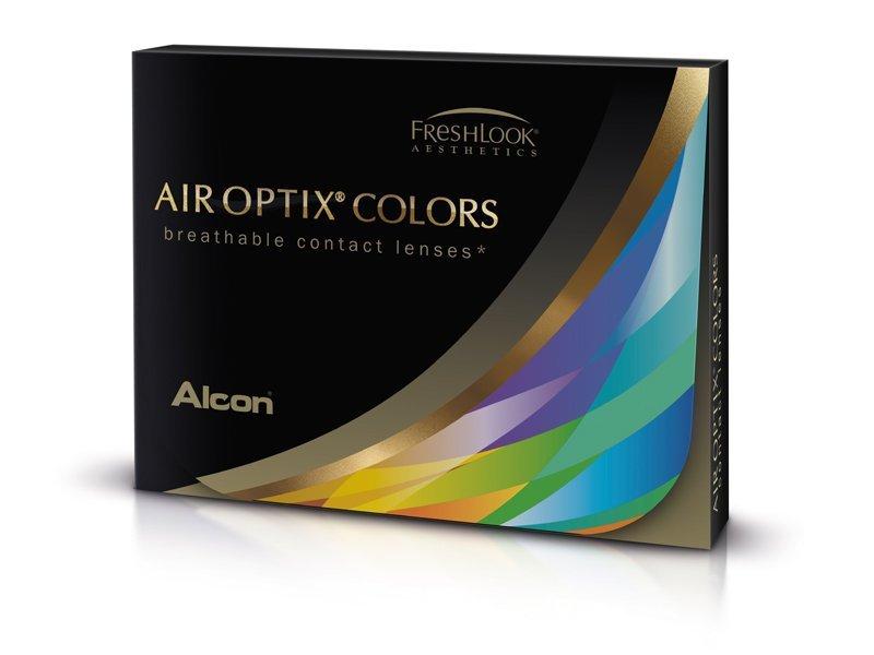 Air Optix Colors - nedioptrické (2 čočky)