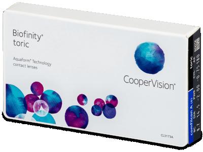 Biofinity Toric (6čoček)