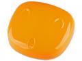 Příslušenství k čočkám - Kazetka Face - oranžová