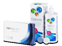 Výhodné balíčky kontaktních čoček - TopVue Air (6čoček)