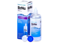 Kontaktní čočky Bausch and Lomb - Roztok ReNu MPS Sensitive Eyes 360 ml