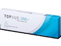 Kontaktní čočky levně - TopVue One+