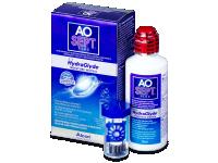 Kontaktní čočky Alcon - Roztok AO SEPT PLUS HydraGlyde 90 ml