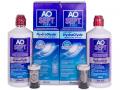 Roztoky na kontaktní čočky - Roztok AO SEPT PLUS HydraGlyde 2 x 360ml