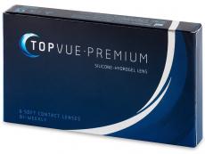 Kontaktní čočky levně - TopVue Premium (6čoček)