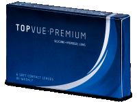 Čtrnáctidenní kontaktní čočky - TopVue Premium