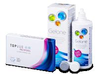 Výhodné balíčky kontaktních čoček - TopVue Air Multifocal (3čočky)