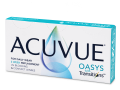 Kontaktní čočky Johnson and Johnson - Acuvue Oasys with Transitions