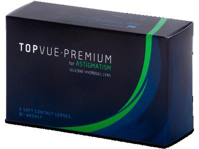 TopVue Premium for Astigmatism (6čoček)