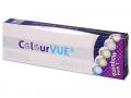 Barevné kontaktní čočky - ColourVue One Day TruBlends Rainbow - nedioptrické