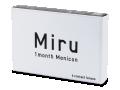 Měsíční kontaktní čočky - Miru 1 Month