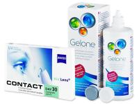 Výhodné balíčky kontaktních čoček - Carl Zeiss Contact Day 30 Compatic (6čoček)