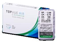 Torické (astigmatické) kontaktní čočky - TopVue Air for Astigmatism