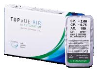 Kontaktní čočky levně - TopVue Air for Astigmatism