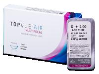 Multifokální kontaktní čočky - TopVue Air Multifocal