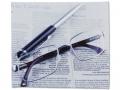 Péče o brýle - Čistící hadřík na brýle - noviny