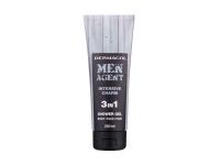 Příslušenství k čočkám - Dermacol Men Agent sprchový gel 3v1 Intensive Charm 250 ml