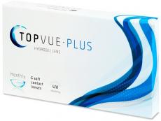 Kontaktní čočky levně - TopVue Plus (6 čoček)