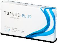 Měsíční kontaktní čočky - TopVue Plus