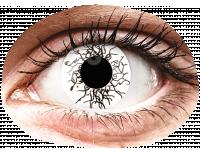 Crazy barevné kontaktní čočky - ColourVUE Crazy Lens - Vikingdom - nedioptrické jednodenní