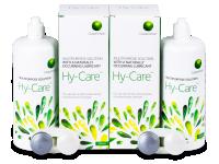 Roztoky na kontaktní čočky - Roztok Hy-Care 2x 360 ml