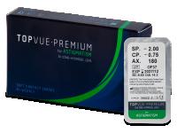 Kontaktní čočky TopVue - TopVue Premium for Astigmatism