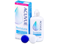 Kontaktní čočky levně - Roztok Acuvue RevitaLens 100 ml
