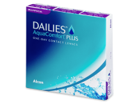 Kontaktní čočky Alcon - Dailies AquaComfort Plus Multifocal