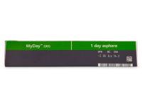 MyDay daily disposable (90čoček)