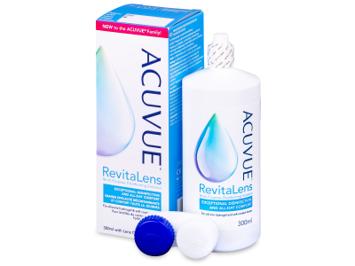 Roztok Acuvue RevitaLens 300 ml