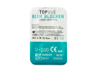 TopVue Blue Blocker (30 čoček)
