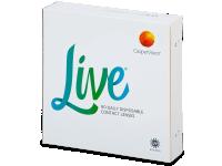 Kontaktní čočky Cooper Vision - Live Daily Disposable