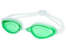 Plavecké brýle zelené