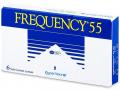 Měsíční kontaktní čočky - Frequency 55