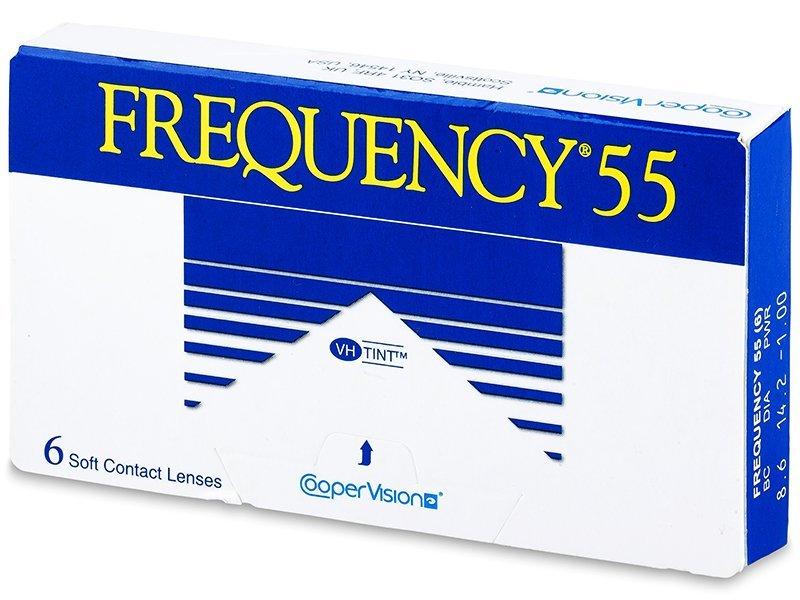 Frequency 55 (6 čoček)