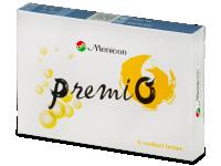 Čtrnáctidenní kontaktní čočky - Menicon PremiO