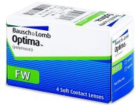 Kontaktní čočky Bausch and Lomb - Optima FW čtvrtletní