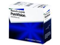 Kontaktní čočky levně - PureVision