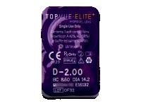 TopVue Elite+ (90 čoček)