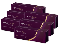 Jednodenní kontaktní čočky - TopVue Elite+
